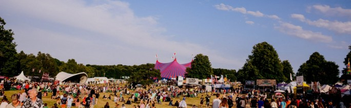 Latitude Festival - known as the festival for families
