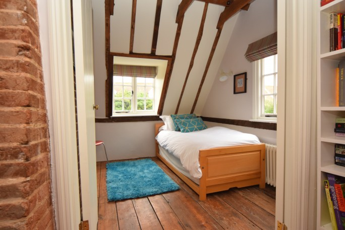 Single or Twin Beds in Bedroom 3 in Keep Cottage