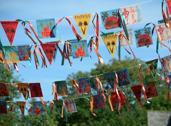 Flipside Festival Suffolk - British and Brazilian culture