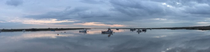 Orford_Quay_sunset_2