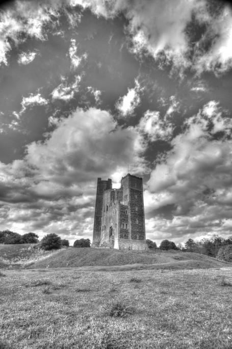 Orford Castle taken by Glyn Collins.