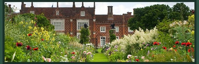 Helmingham Gardens