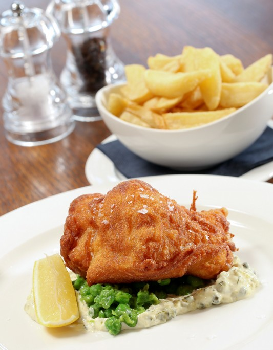 The Turks Head Haskerton voted in top 50 Gastro pubs in UK