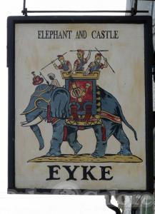 Eyke Elephant and Castle