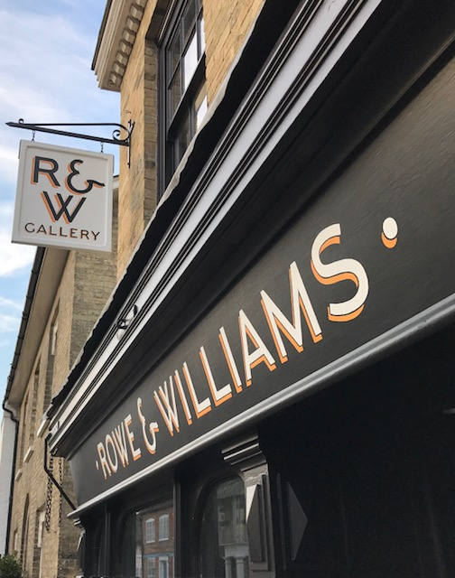 Rowe and Williams art gallery