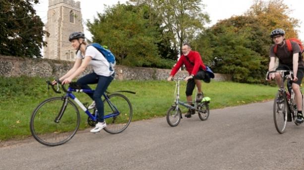 Cycling holiday suffolk