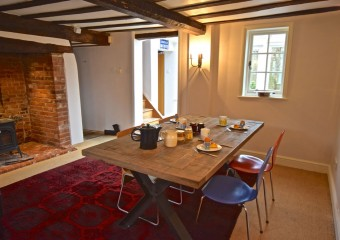 Dining Room where we have seating for 6