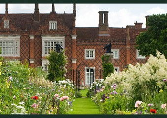 Visit the grade I listed gardens at Helmingham Hall Suffolk
