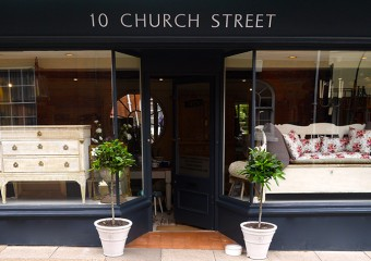 10 Church St independent store in Woodbridge