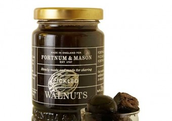 Pickled Walnuts from Fortnum and Mason