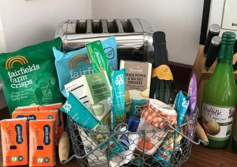 Festival hamper for Latitude Guests