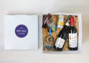 Hamper for the new mum